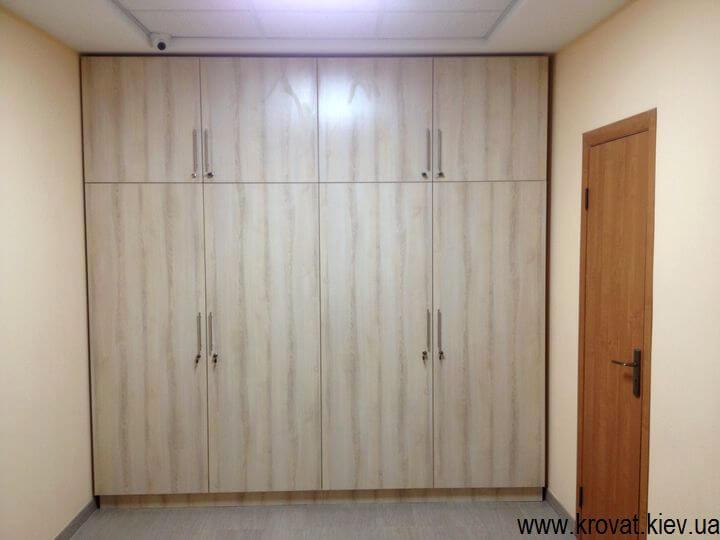 Шкаф в прихожую распашной своими руками
