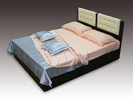 Кровати «Сакура» с подъемным механизмом