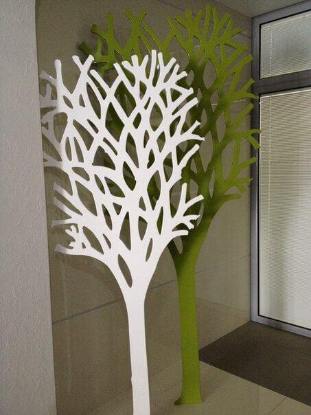 дерево из МДФ