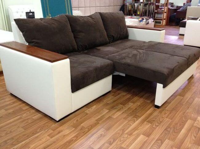 раскладной диван пума
