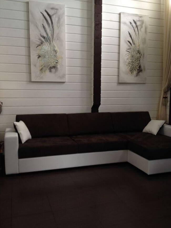диван в частный дом