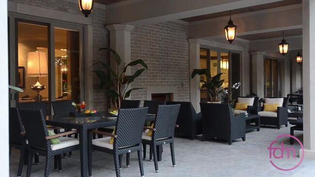 дорогостоящая мебель для кафе и ресторана