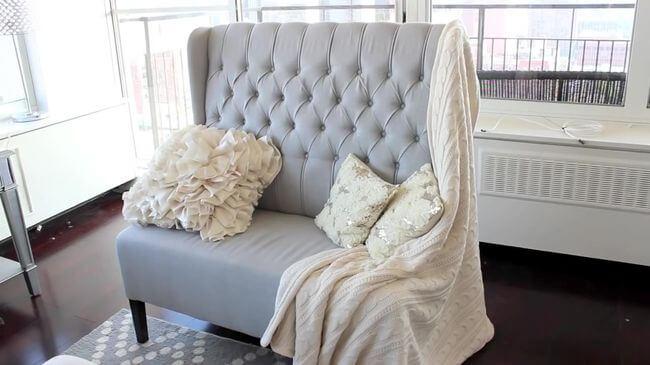удобное кресло для гостиной