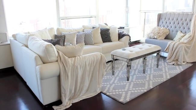 удобная мебель для гостиной