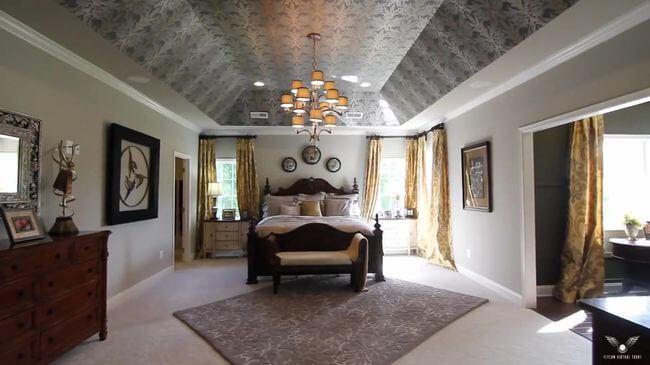 итальянская кровать высокого качества