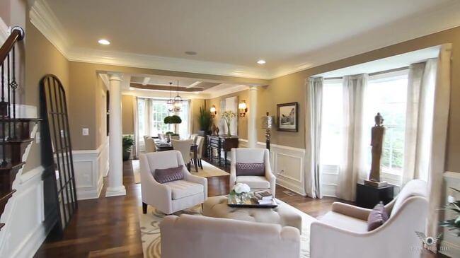 хорошая мебель для гостиной