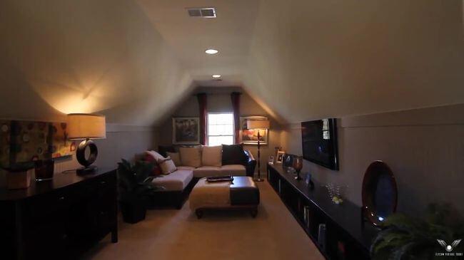 комфортная гостиная