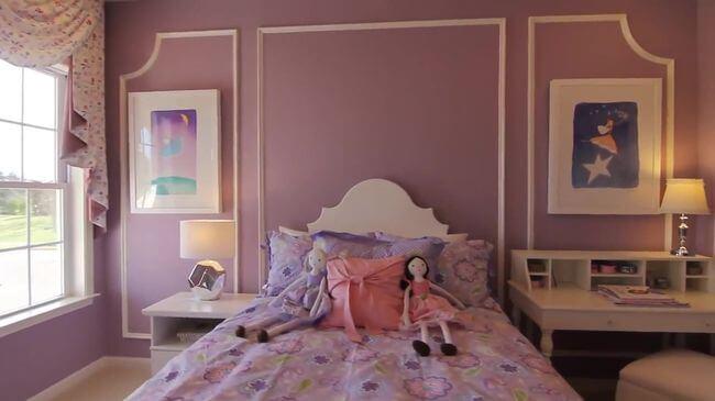 надежная кровать для детской