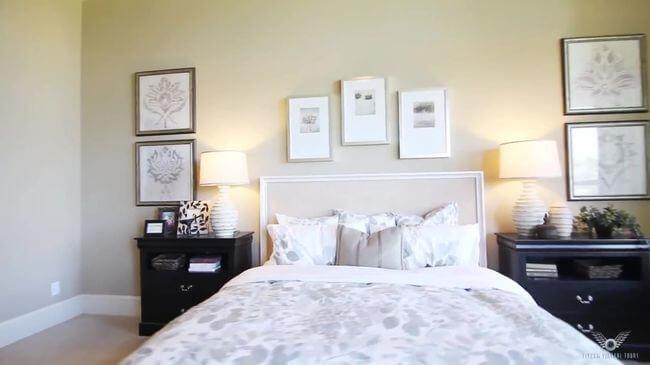 долговечная кровать для спальни