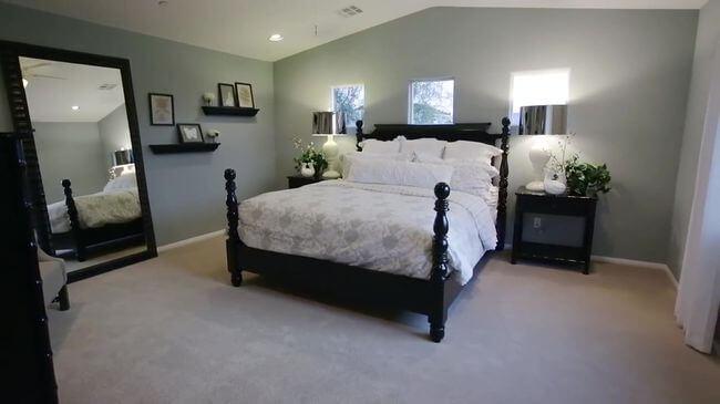 комфртная кровать