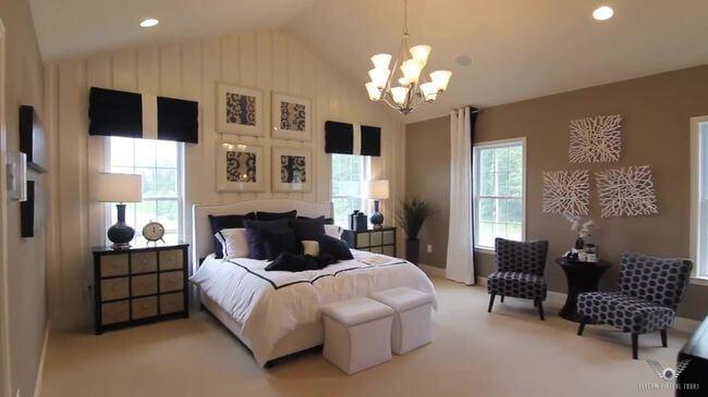 великолепная кровать для спальни