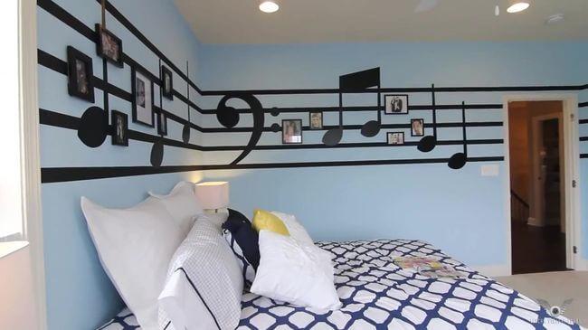 оригинальная кровать для спальни