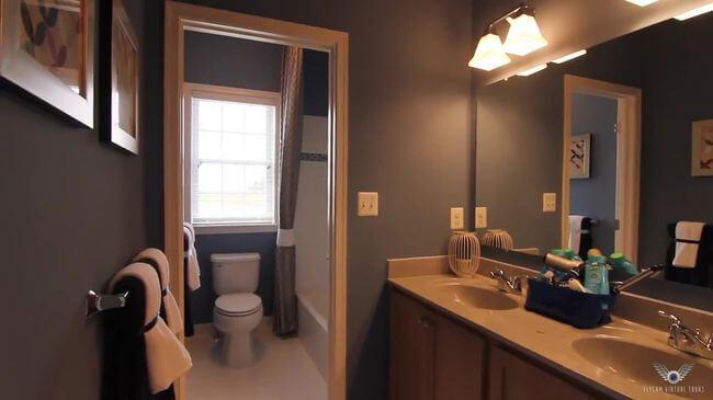 отличная мебель для ванной комнаты