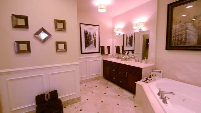 красивейшая мебель для ванной комнаты