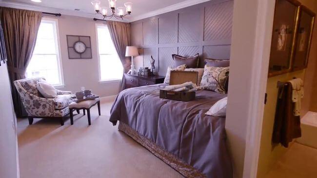 брендовая кровать для спальни