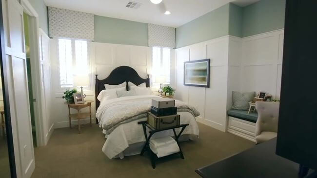 кровать с надежным каркасом