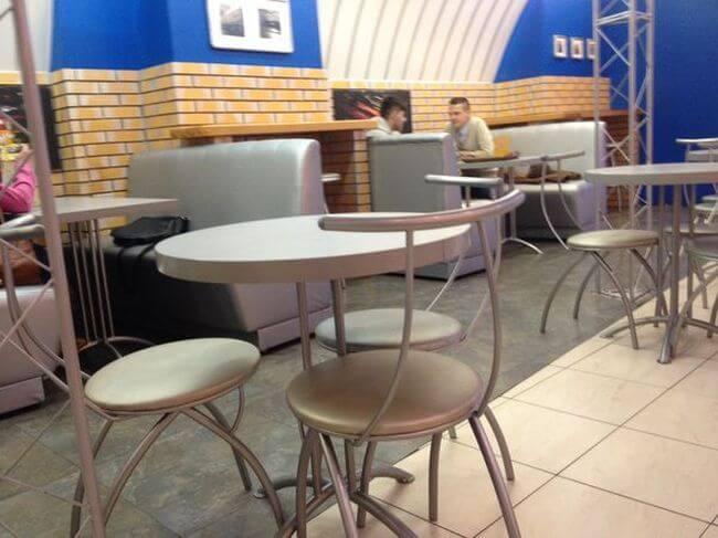 эксклюзивная мебель для кафе