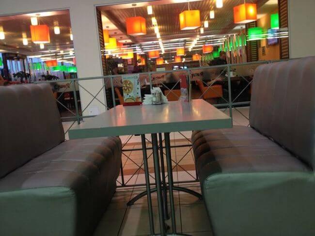 оригинальная мебель для бара и ресторана