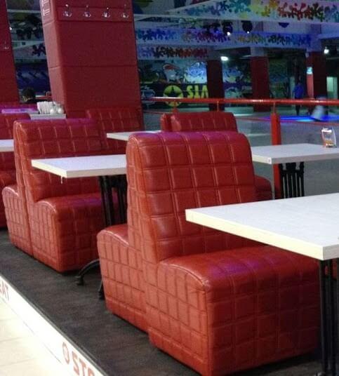 простая мебель для ресторана