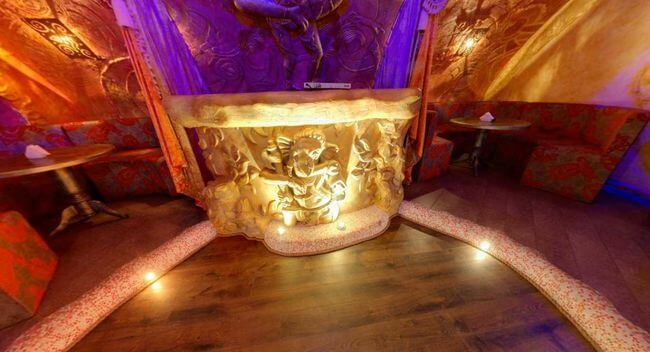 красивая мебель для бара