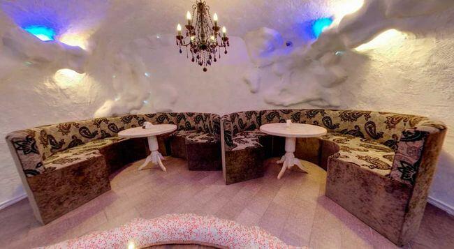 богатая мебель для ресторана