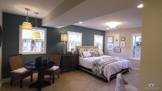 великолепная спальня