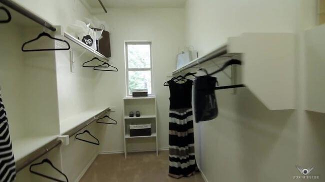 удобная мебель для гардеробной