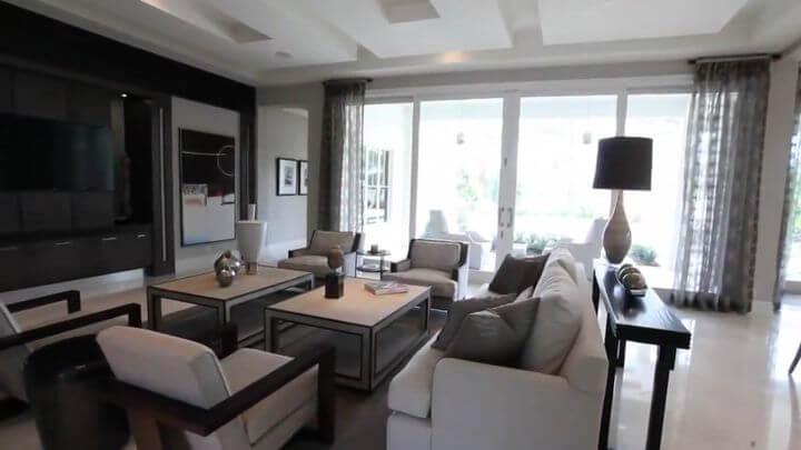 комфортная мебель для гостиной