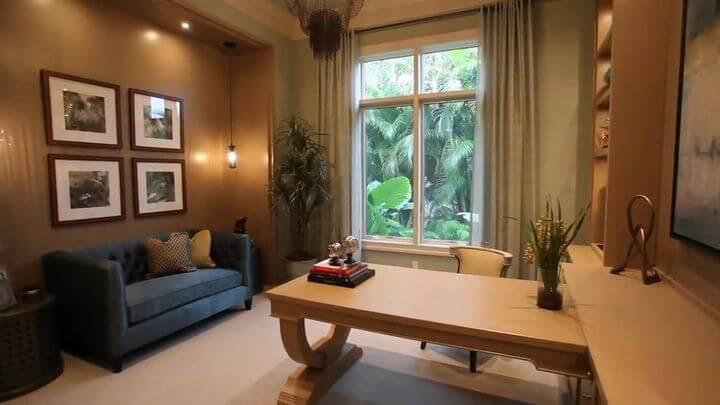 компактный диван для гостиной