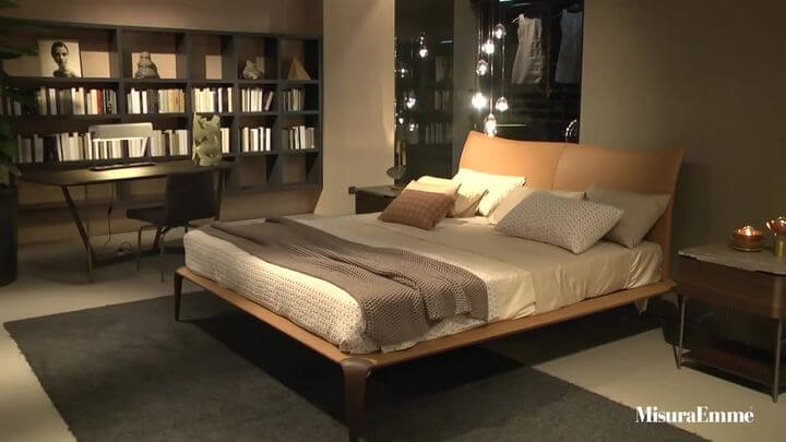 кровать с газовым амортизатором