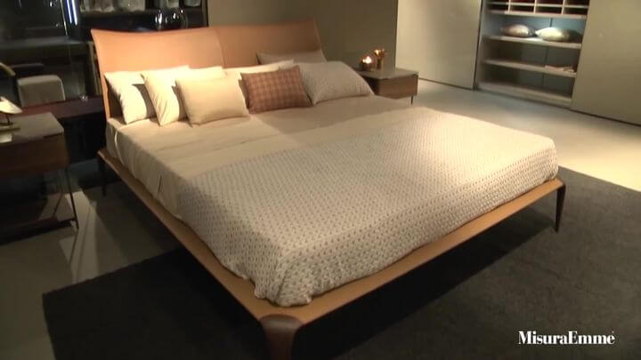 кровать с вместительным ящиком