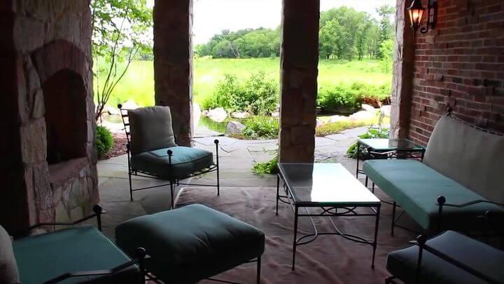 оригинальная мебель для гостиной