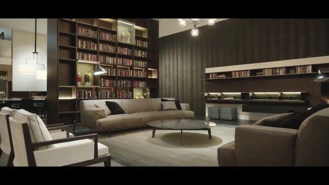прочный диван