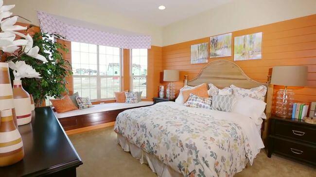 замечательная спальня