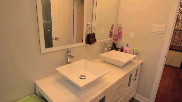 элитная мебель для ванны