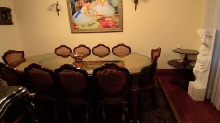 богатые стулья для кухни