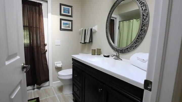 элитная мебель для ванной