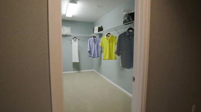 качественная мебель в гардеробной