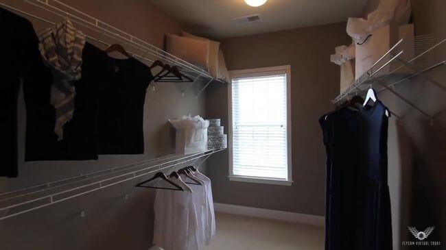 гардеробная в доме