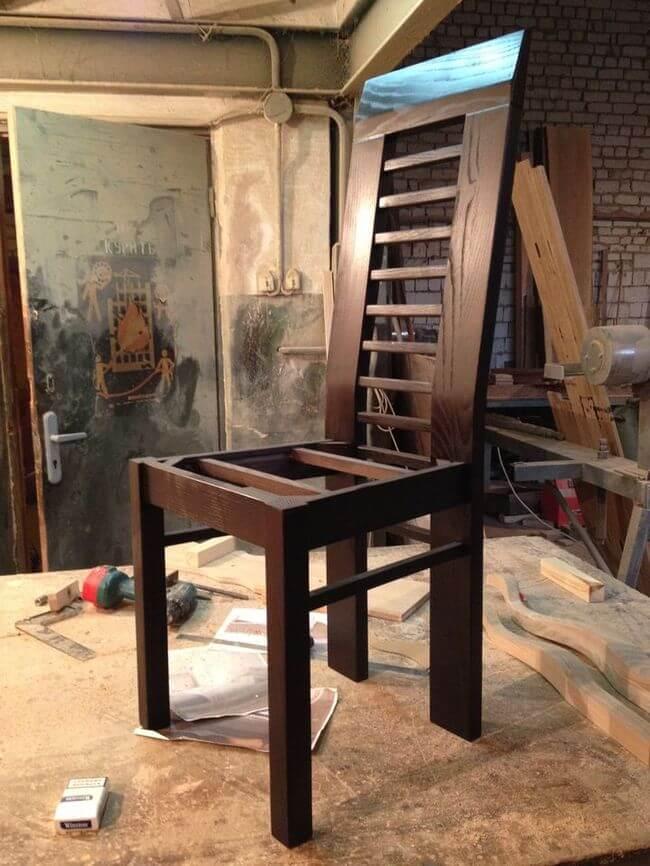 стул производства Украина