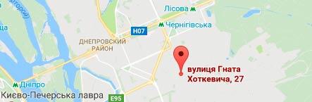 карта адрес Mes Company