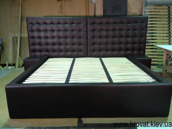 большие кровати