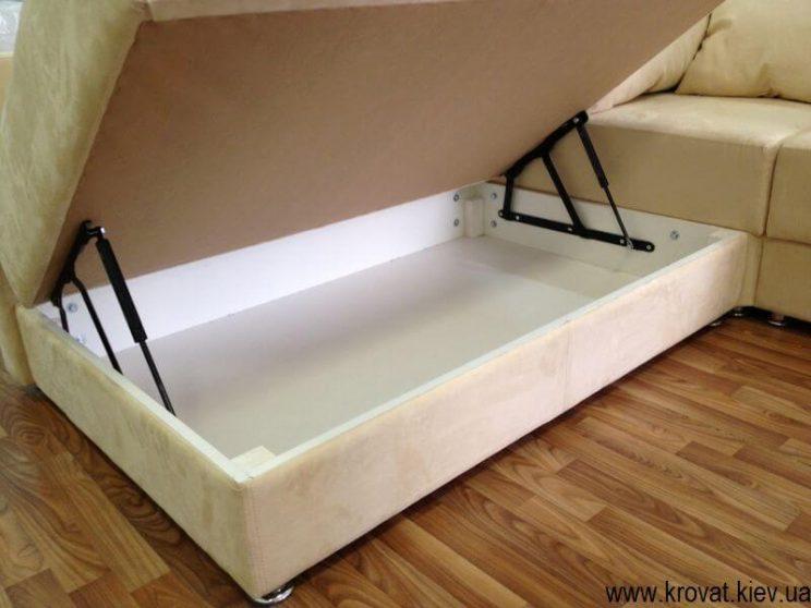 диван з коробом
