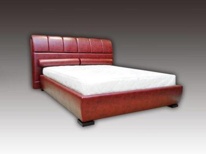новая кровать по распродаже со скидкой в ткани
