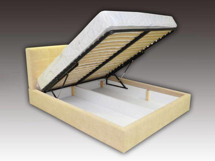 кровать Брюгге с подъемным механизмом на заказ