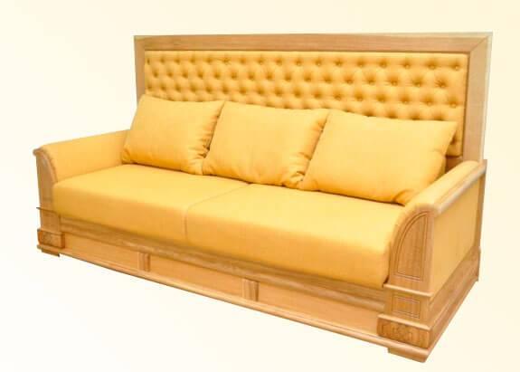 диван з дерева