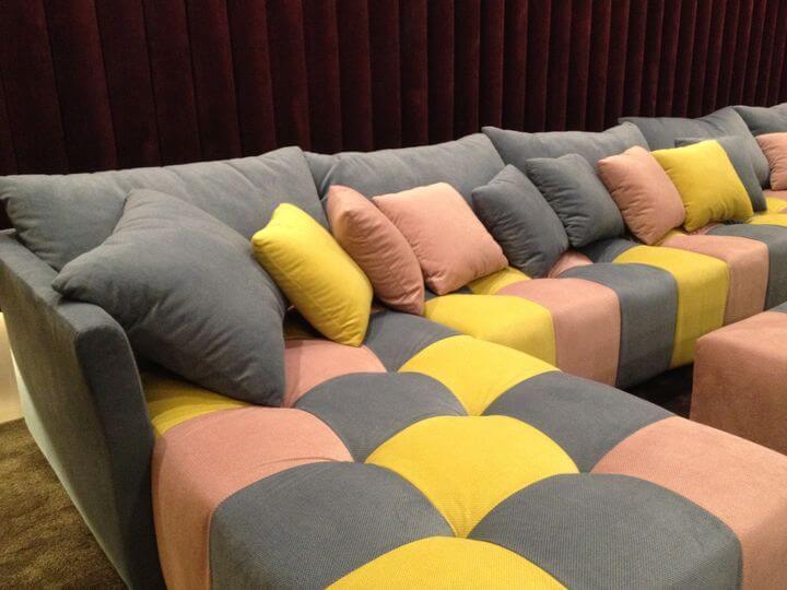 дивани для кінотеатрів