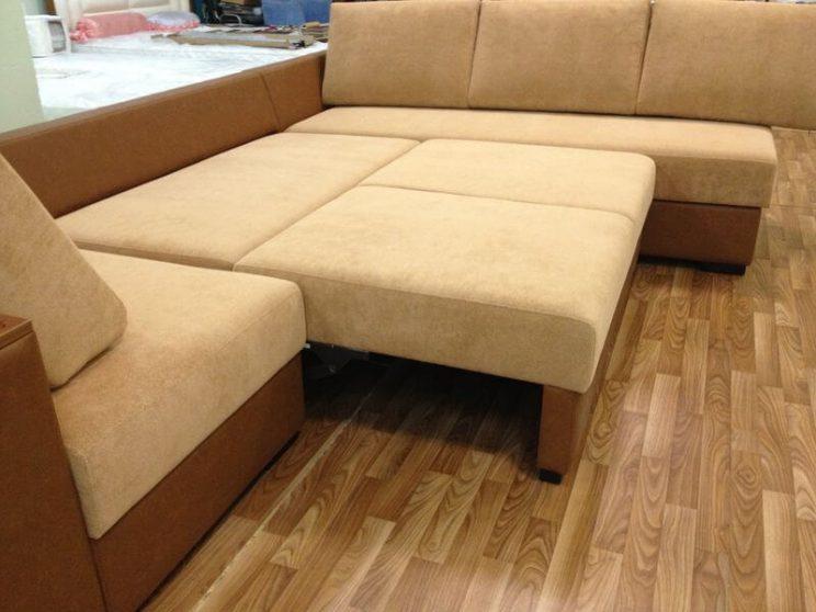 розкладний кутовий диван