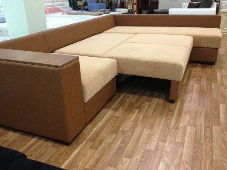 диван с раскладкой пума