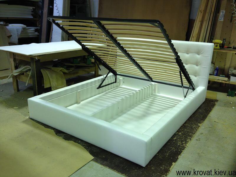 ліжко з підйомним механізмом